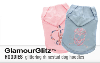 GlamourGlitz Dog Hoodies