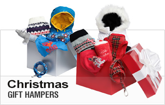 Christmas Dog Gift Hampers