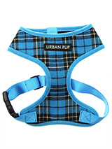 Blue Tartan Harness - Our Blue Tartan Harness is a traditional design which is stylish, classy and never goes out of fashion. It is lightweight and incredibly strong. Designed by Urban Pup to provide the ultimate in comfort and safety. It features a breathable material for maximum air circulation that helps prevent your...