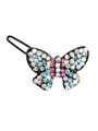 Butterfly Swarovski Hair Clip / Dog Barrette