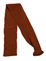 Brown Knitted Scarf
